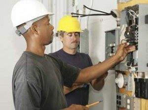 Picture of a Douglasville Electrician Squad employee